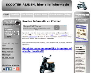 brommer scooter